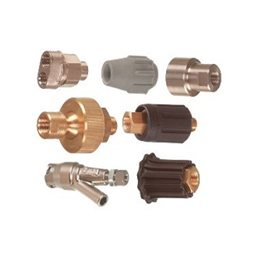 Nozzle adapters