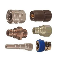 Quick-release couplings