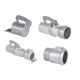 Aluminium couplings