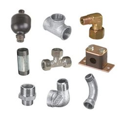 Pipe systems and Fittings